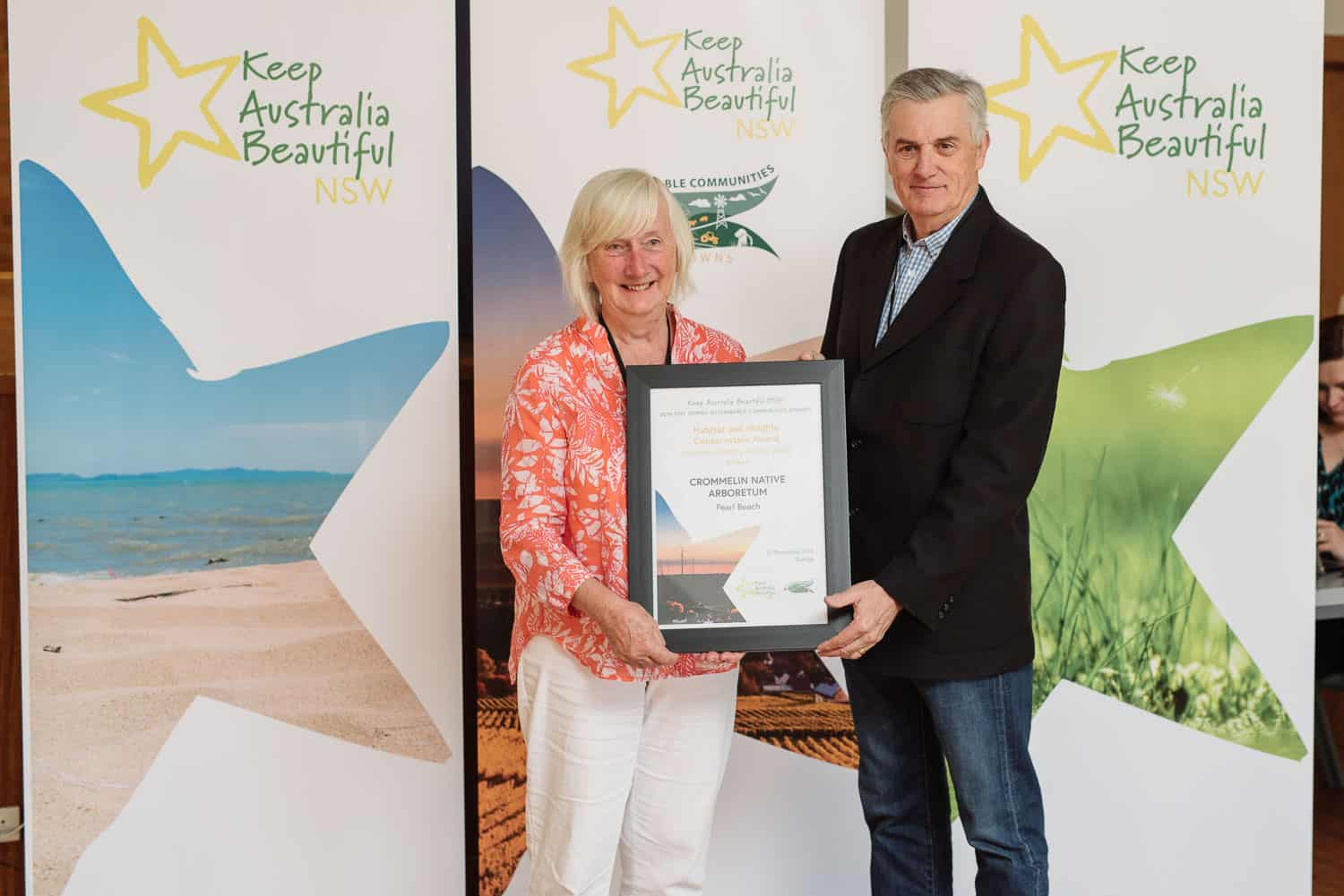 2018 Tidy Towns Awards Orange Presentation