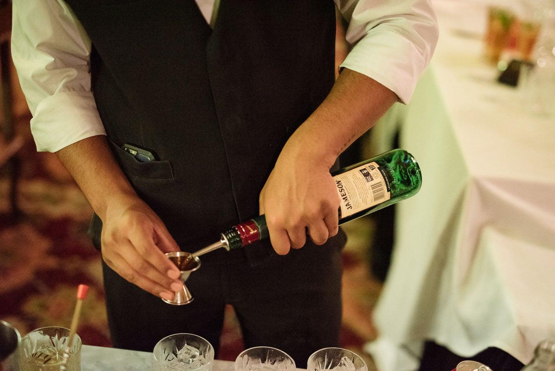 Jameson's whiskey at UGC Hotel