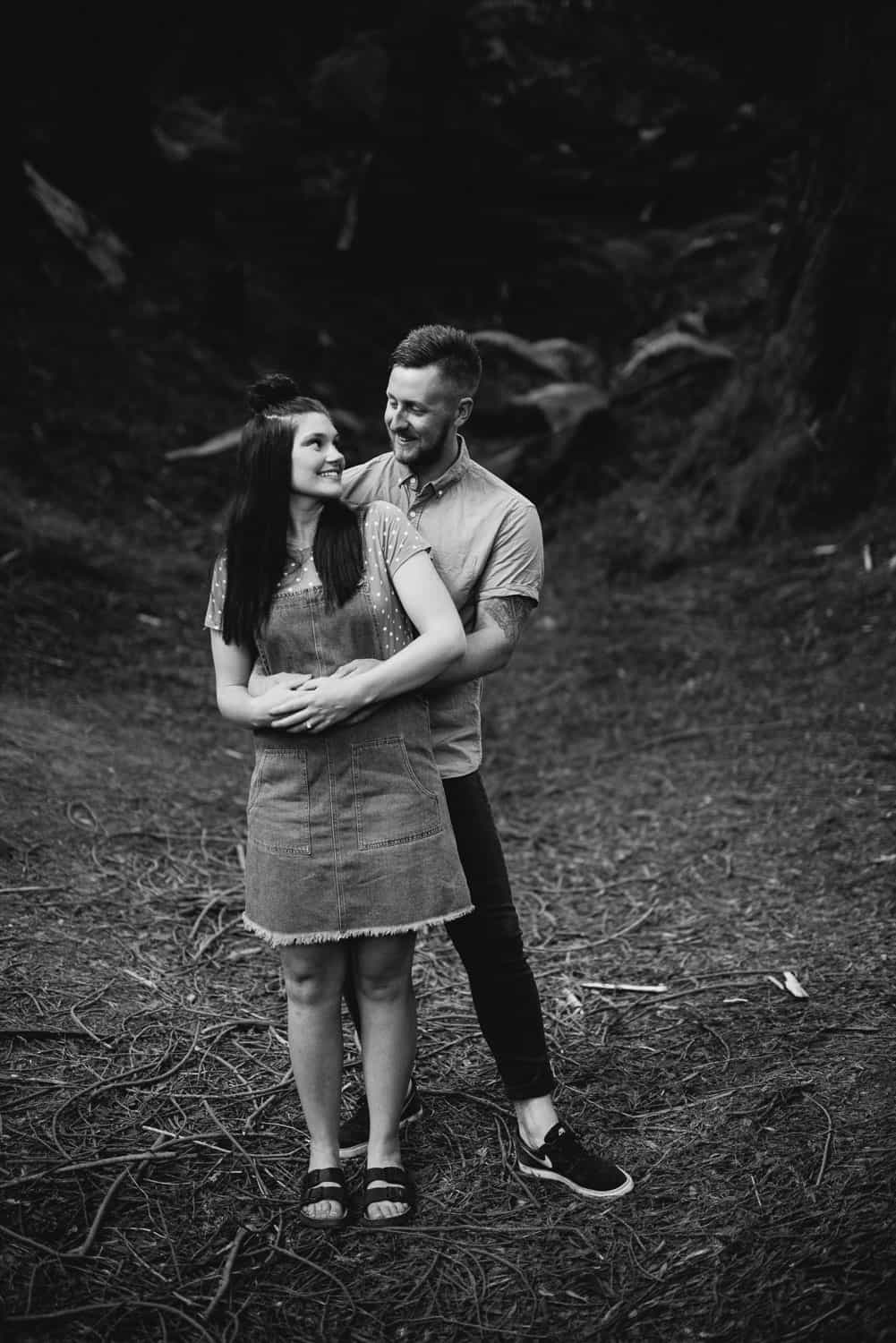 Otways engagement session