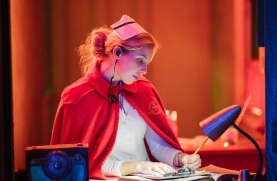 Nurse at Underground Cinema Delirium