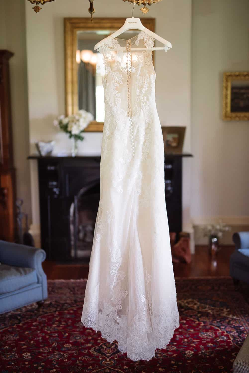 Wedding Dress in Dunkeld