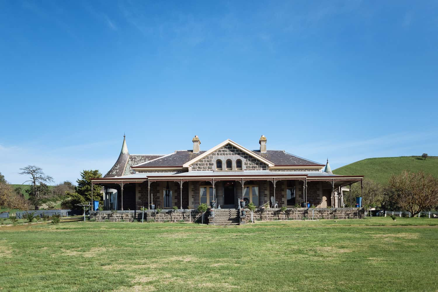 Coragulac House near Colac in the Western District