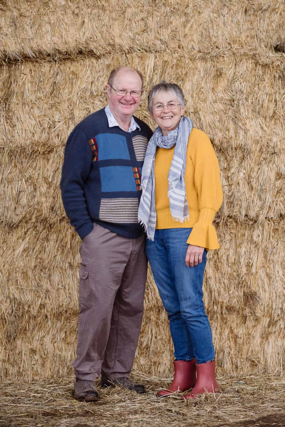 Hayshed portraits in country Victoria