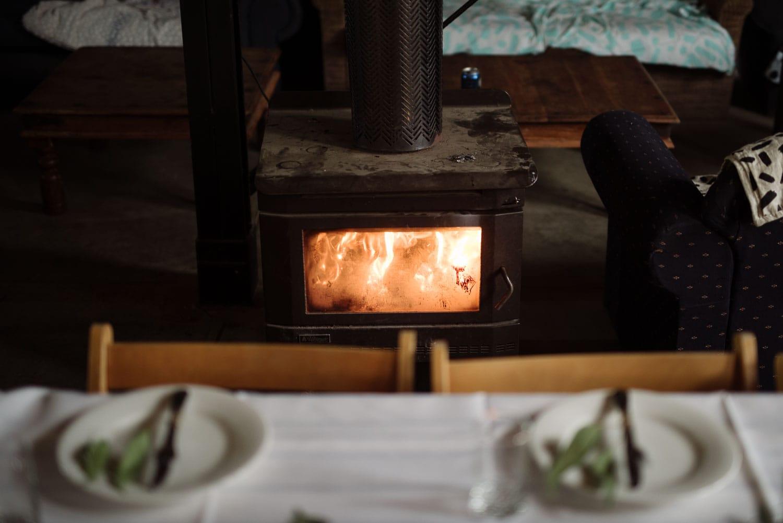 Sokil wood stove