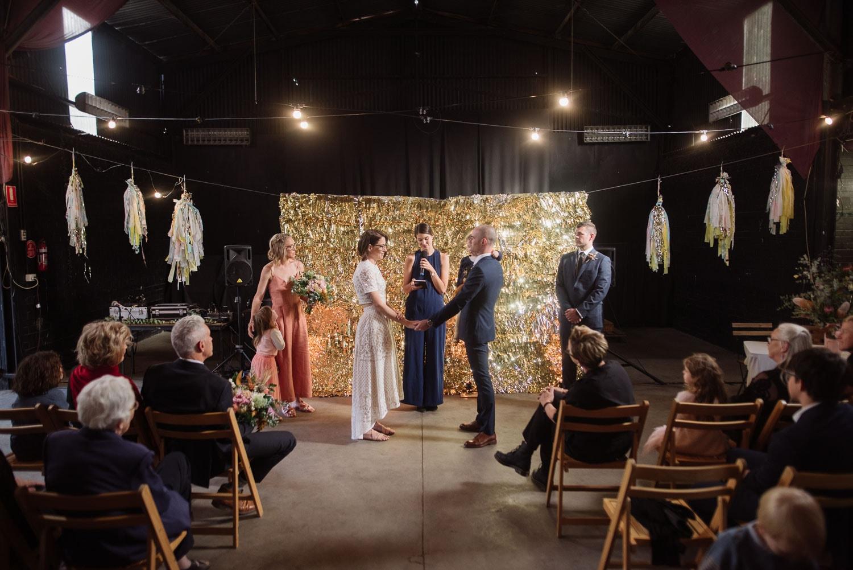 Sokil Arts Eco retreat wedding ceremony