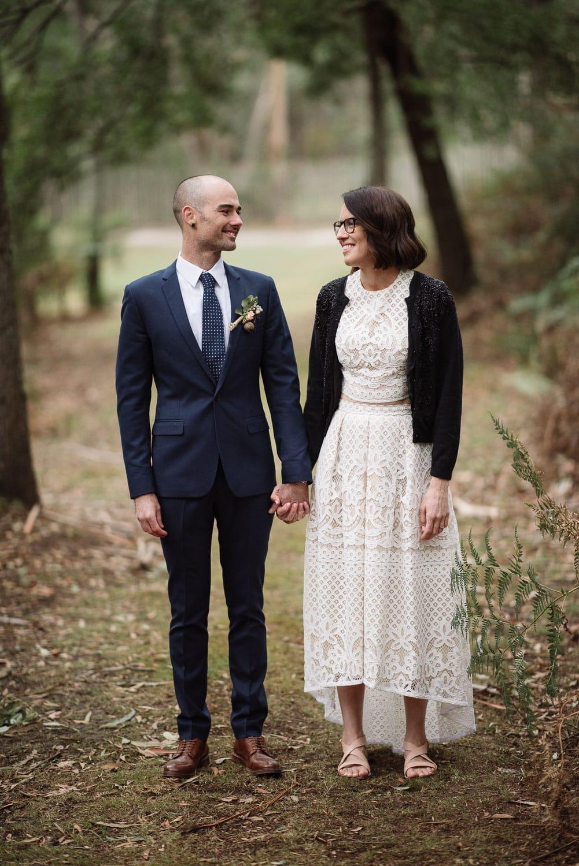 Sokil Arts Retreat wedding portrait
