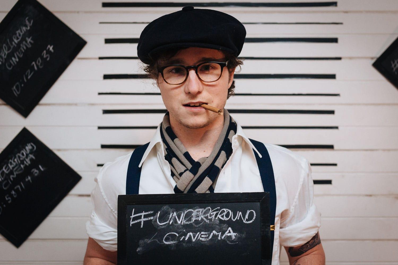 Portraits at Underground Cinema La Guerre