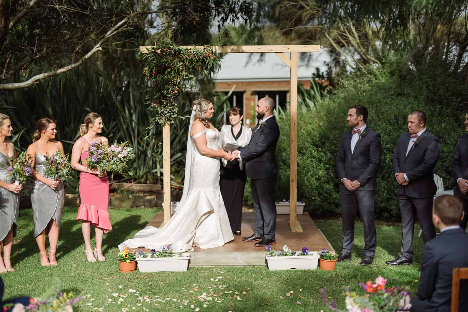 Warrnambool wedding ceremony