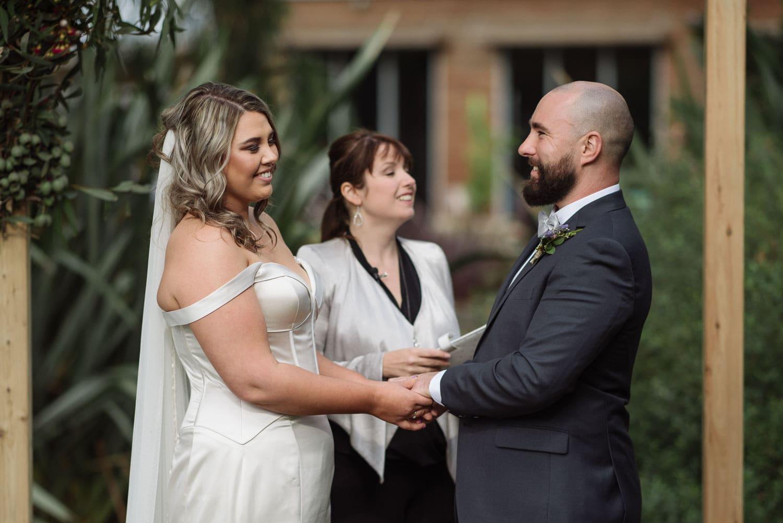 Warrnambool wedding ceremony