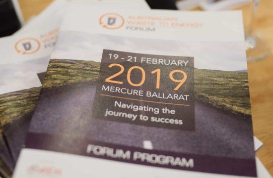 Australian Waste To Energy Forum 201