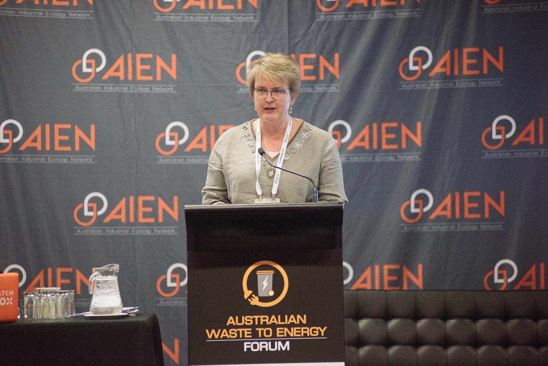 AIEN speaker at Ballarat conference