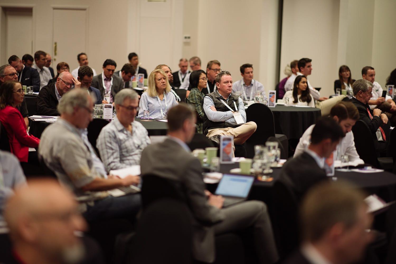 Delegates at conference at Mercure Ballarat