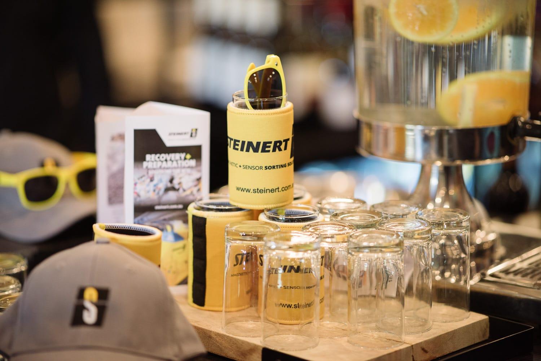 Steinert sponsor evening drinks
