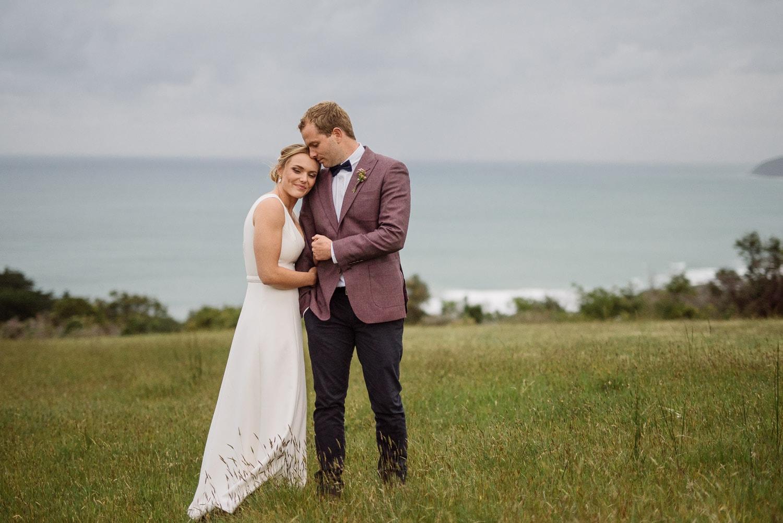 Wedding at The Elliot near Apollo Bay