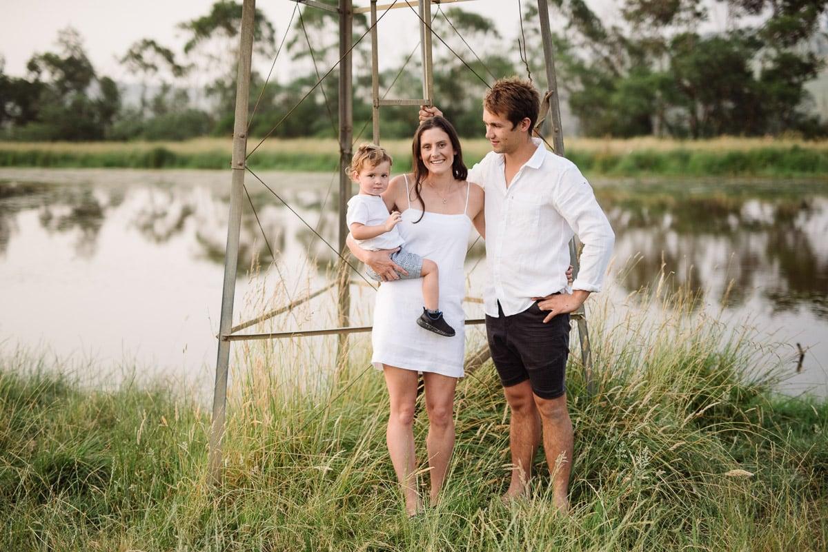 Scotts Creek family photography