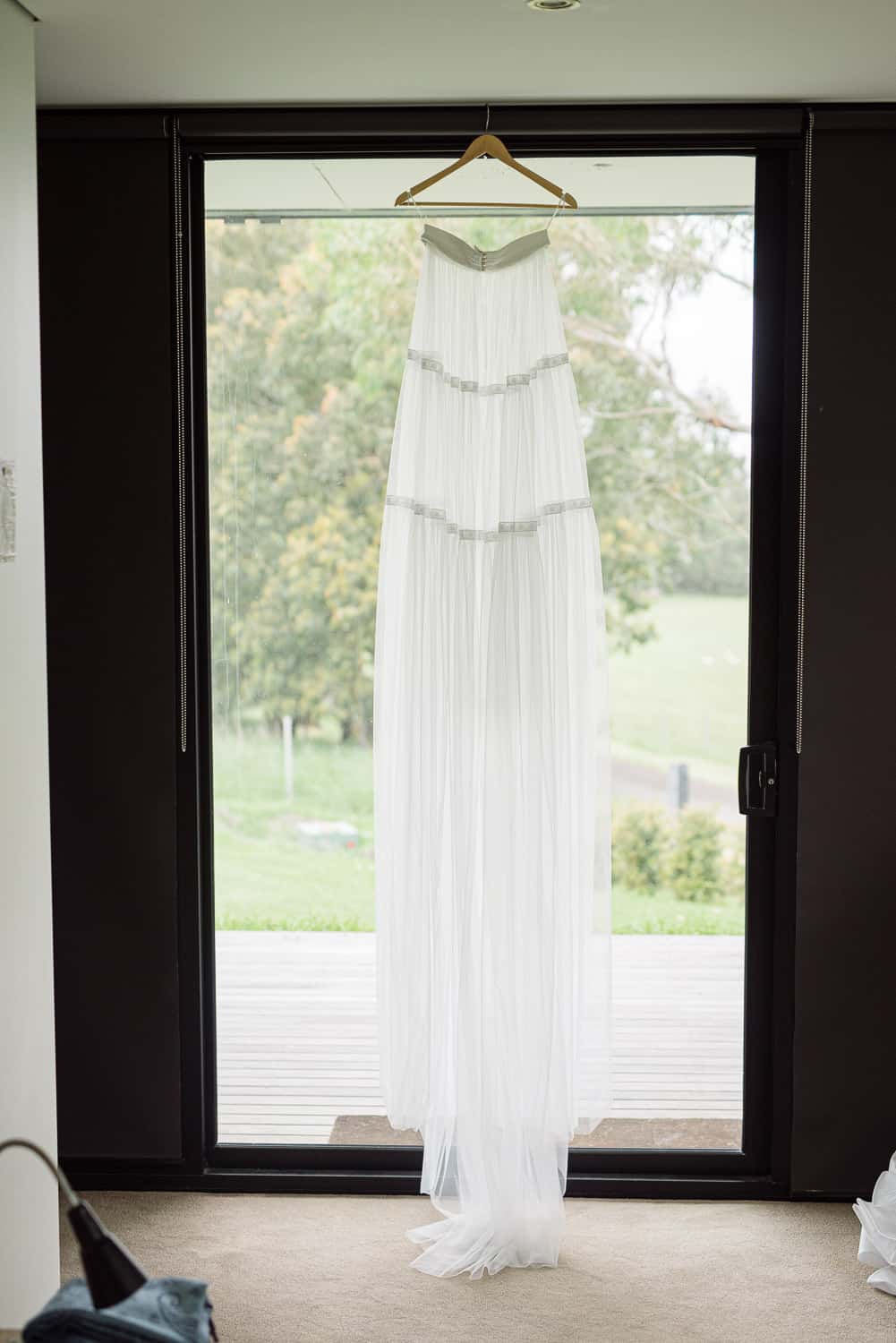 Wedding dress at The Elliot