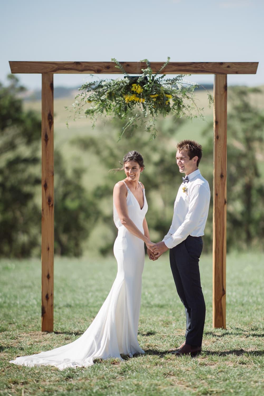 Scotts Creek Wedding