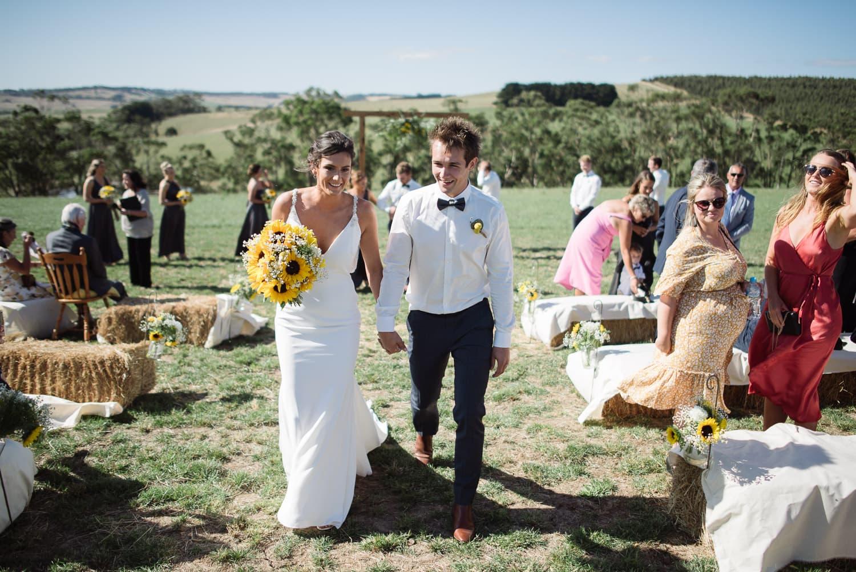 Scotts Creek Wedding photographer
